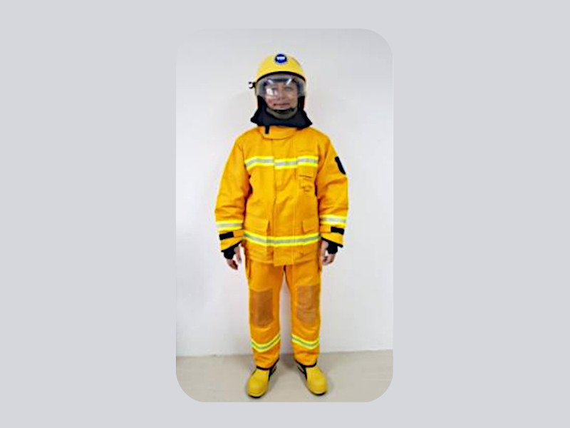 category fire fighting suit
