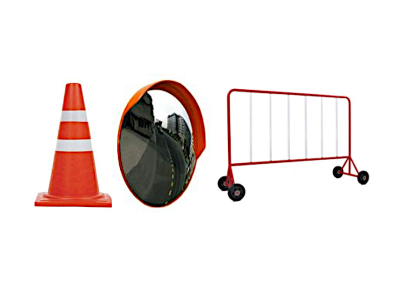 category used in general work-traffic equipment